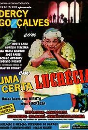 Uma Certa Lucrécia Poster