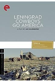 Watch Movie Leningrad Cowboys Go America (1989)