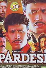 Pardesi Poster