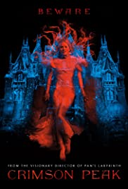 Crimson Peak 2015 BluRay 720p 550MB ( Hindi – English ) ESubs MKV