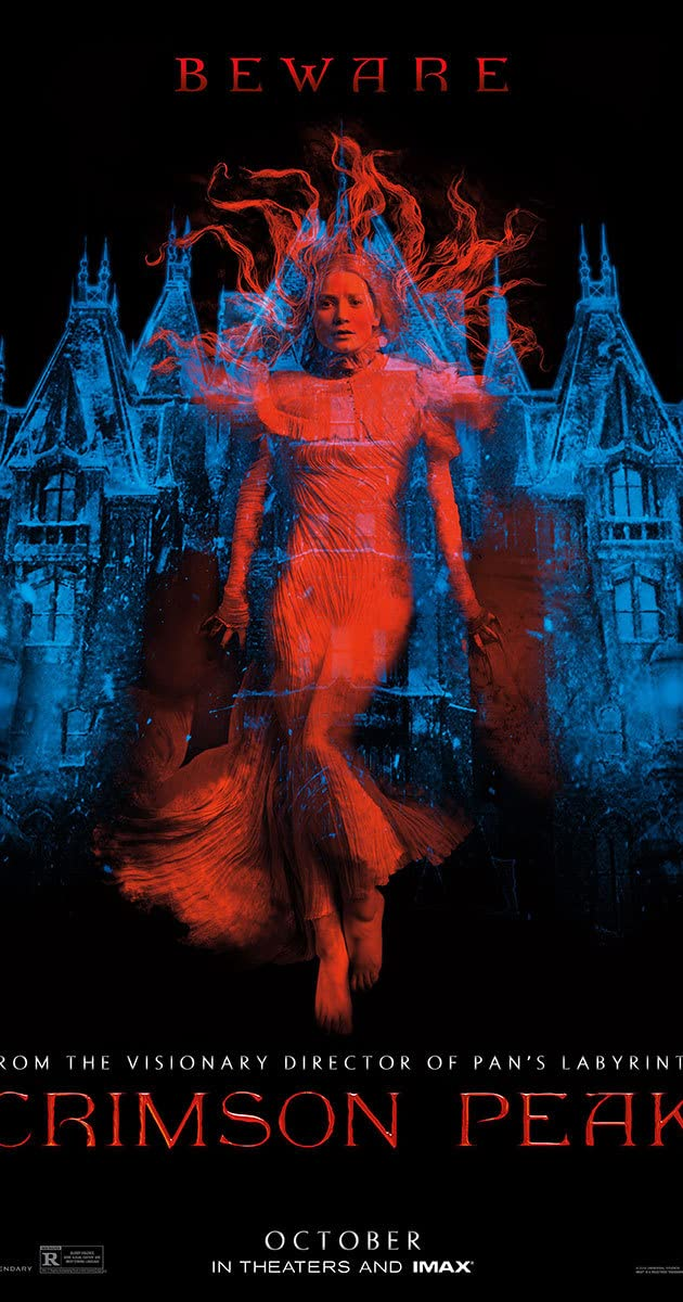 Crimson Peak 2015 BRRip