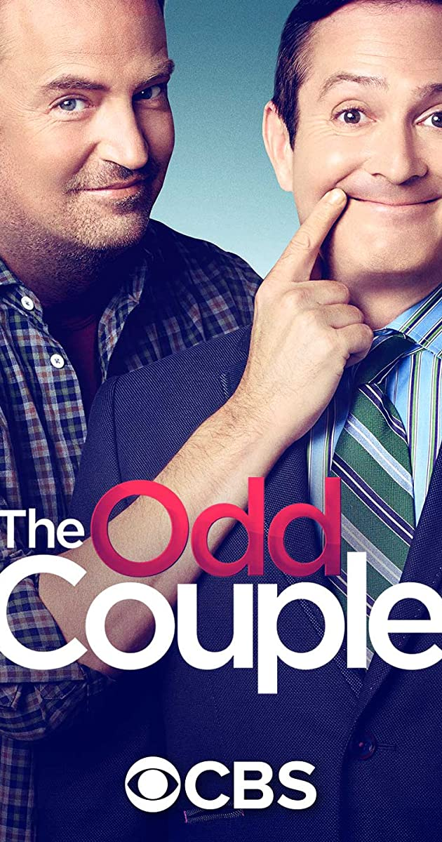 The Odd Couple (TV Series 2015– ) 480p
