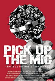 Pick Up the Mic Poster