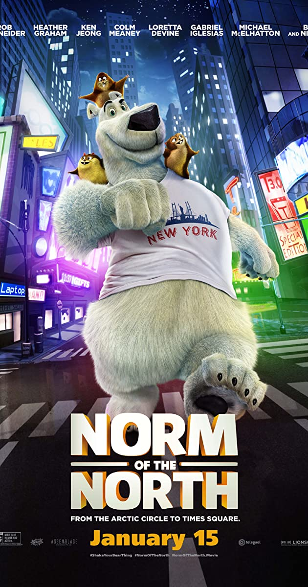 Norm of the North 2016 BRRip