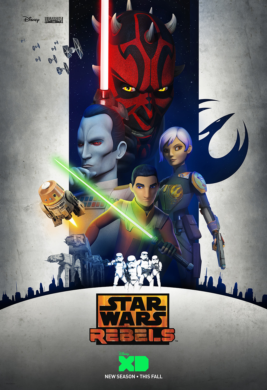 Star Wars Rebels - Todos os Episódios