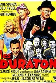 Les Duraton Poster