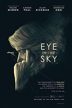 Eye in the Sky poster