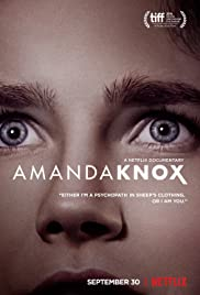 Amanda Knox (2016) Poster - Movie Forum, Cast, Reviews
