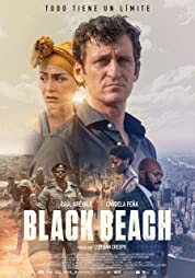 Black Beach (2020) poster