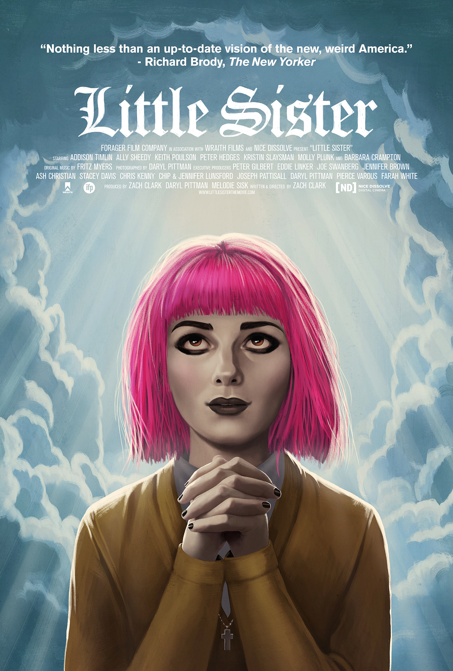 image Little Sister (2016/I) Watch Full Movie Free Online