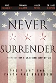Never Surrender Poster
