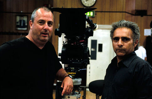 Hanif Kureishi and Roger Michell in The Mother (2003)