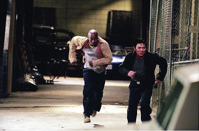 Jet Li and DMX in Cradle 2 the Grave (2003)