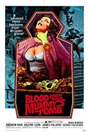 Blood from the Mummy's Tomb (1971) Poster - Movie Forum, Cast, Reviews