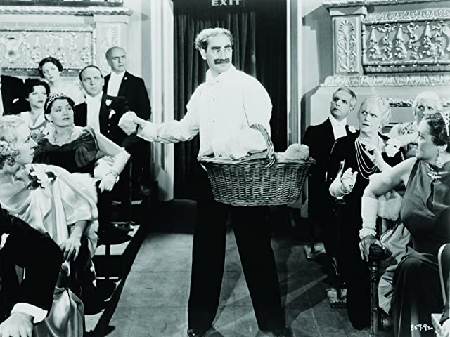 Groucho Marx in A Night at the Opera (1935)