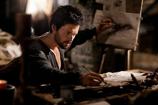 Tom Riley in Da Vinci's Demons (2013)