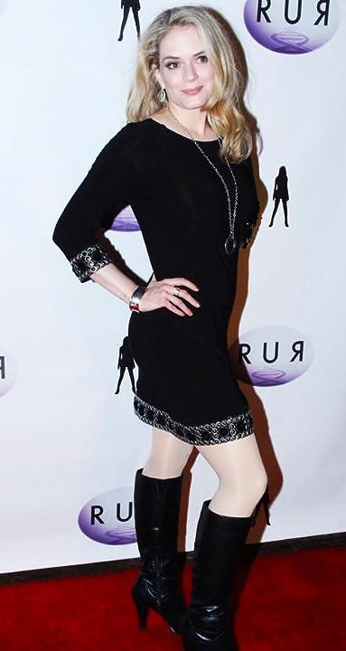 Kipleigh Brown at the premiere of her short film RUR: Genesis