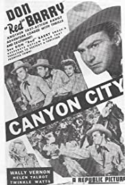 Canyon City Poster