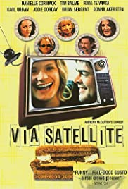 Via Satellite Poster