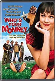 Who's Your Monkey? Poster