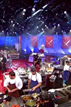 Image of Iron Chef America: The Series: Bobby Flay vs. Micah Wexler: Wild Striped Bass