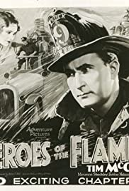 Heroes of the Flames Poster