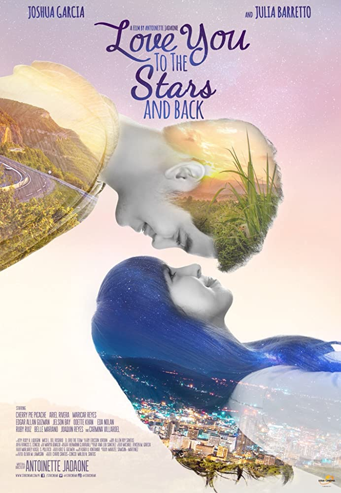 Love You to the Stars and Back (2017) HDRip