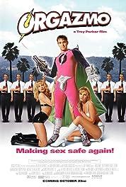 Orgazmo poster