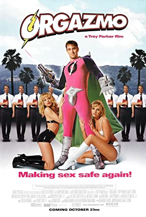 Orgazmo poster
