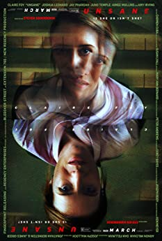A young woman is involuntarily committed to a mental institution where she is confronted by her greatest fear - but is it real or is it a product of her delusion?