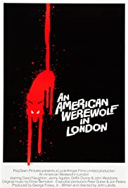 An American Werewolf in London (1981) Poster - Movie Forum, Cast, Reviews