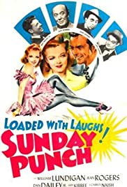Sunday Punch (1942) Poster - Movie Forum, Cast, Reviews