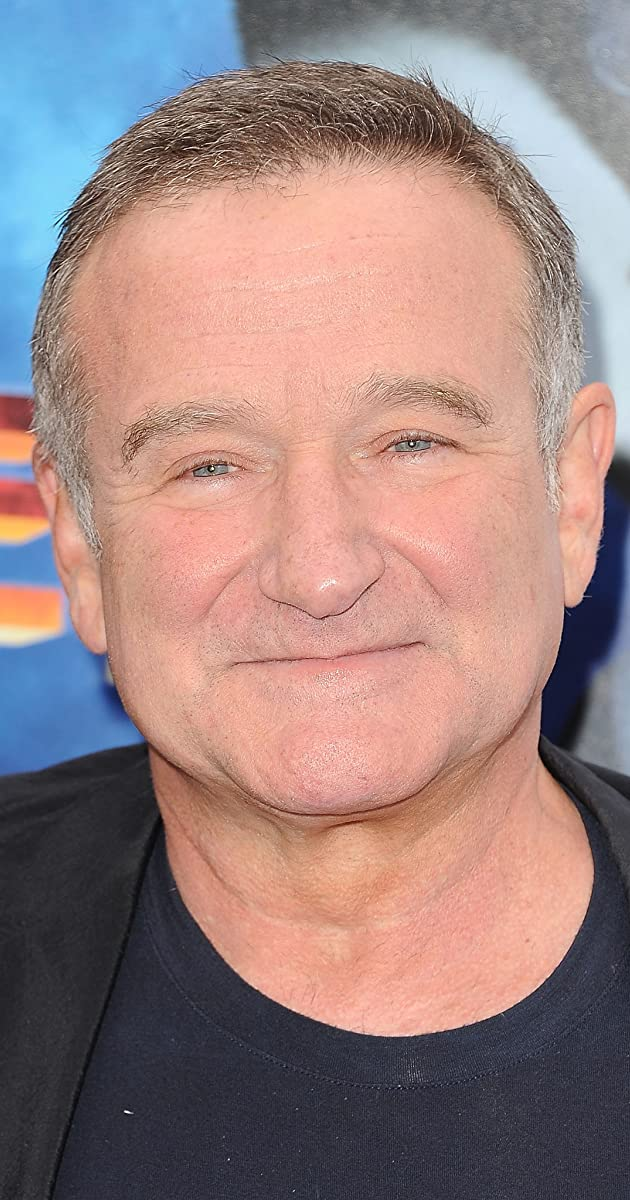 robin williams biography imdb