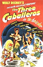 The Three Caballeros(1945)