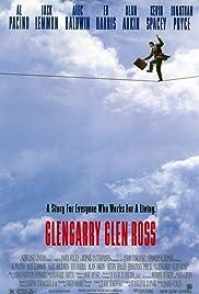 Glengarry Glen Ross(1992) Poster - Movie Forum, Cast, Reviews