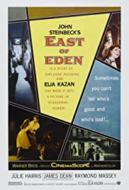 East of Eden Poster