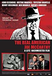 The Real American: Joe McCarthy Poster