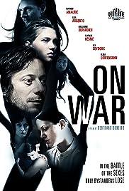 De la guerre Poster