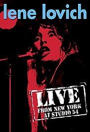 Lene Lovich: Live from New York at Studio 54 Poster