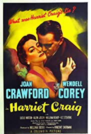 Harriet Craig (1950) Poster - Movie Forum, Cast, Reviews