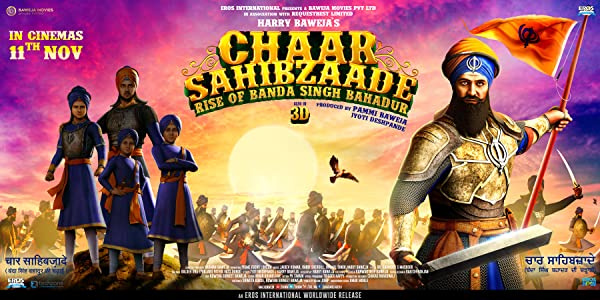 the Chaar Sahibzaade full movie in english free download