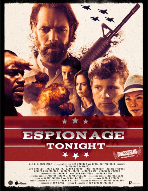 image Espionage Tonight Watch Full Movie Free Online