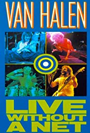 Van Halen Live Without a Net Poster