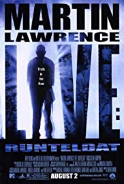 Martin Lawrence Live: Runteldat (2002) Poster - Movie Forum, Cast, Reviews