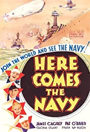 Here Comes the Navy (1934) Poster - Movie Forum, Cast, Reviews
