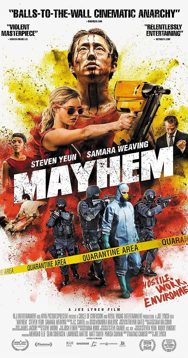 Mayhem (2017) - IMDb Matt Damon Imdb