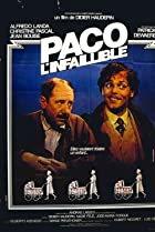 Paco l'infaillible (1979) Poster