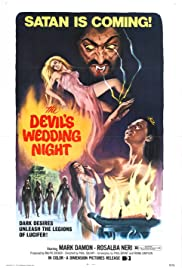 The Devil's Wedding Night (1973) Poster - Movie Forum, Cast, Reviews
