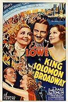 Image of King Solomon of Broadway