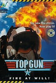 Top Gun: Fire at Will Poster
